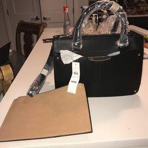 Mini briefcase bag